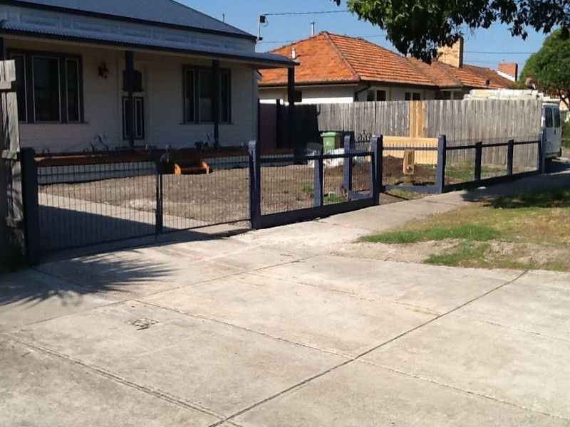 Woven Wire Fencing Amp Gates Melbourne